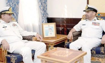 RNO chief receives UK official
