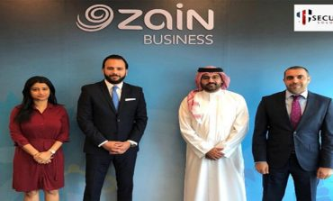 Zain signs deal with Security Solutions