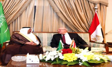 Saudi official attends Egyptian National Day celebrations in Riyadh