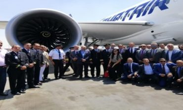 EgyptAir sixth and last Boeing 787-9 Dreamliner to take Beijing route starting Sunday