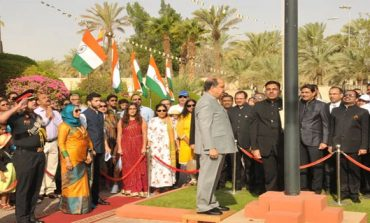 Envoy lauds Saudi-Indian ties on Independence Day