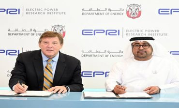 Abu Dhabi's energy department partners with US research institute