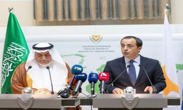 Saudi foreign minister determined to bolster Cyprus ties