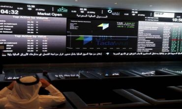TASI ends lower on Tuesday