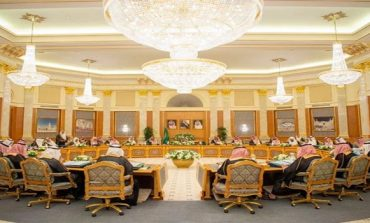 Saudi Arabia's Cabinet welcomes formation of Syria constitutional committee