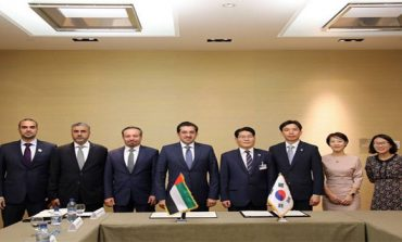 UAE, S. Korea ink MoU to support AI in intellectual property