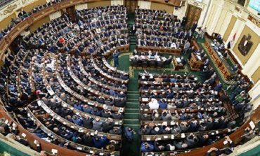 Egypt's parliament to discuss 'Friday protests' when it reconvenes Tuesday
