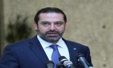 Lebanon's Hariri gives new cabinet details to President