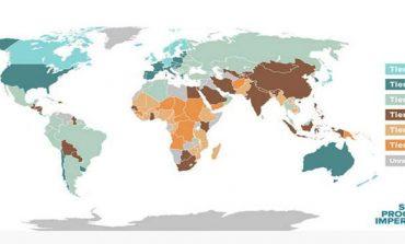 Tunisia ranked 48th in social progress
