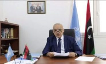 Libya's militia problem worse than Lebanon: UNSMIL's Salame