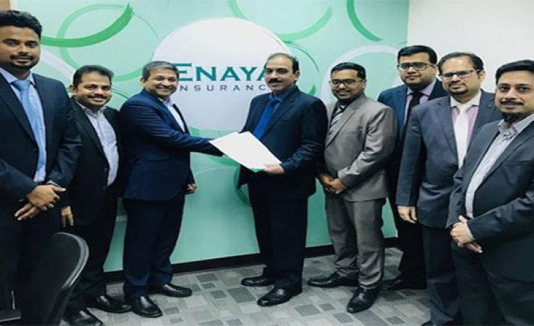 Kuwait's Enaya Insurance picks Beyontec Suite