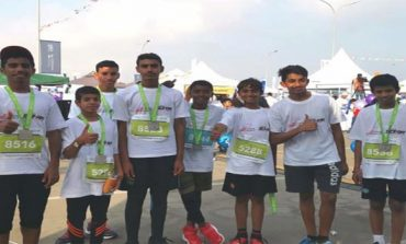 Sohar Port and Freezone backs Kid's Run
