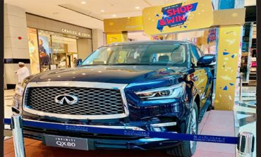 Muscat Grand Mall launches 'Shop & Win' offers