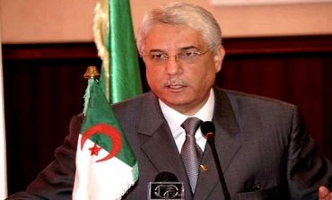 Louh attends Arab Interior Ministers Council Sunday in Tunis