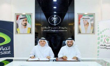 Dubai Land Department inks deal with Etisalat