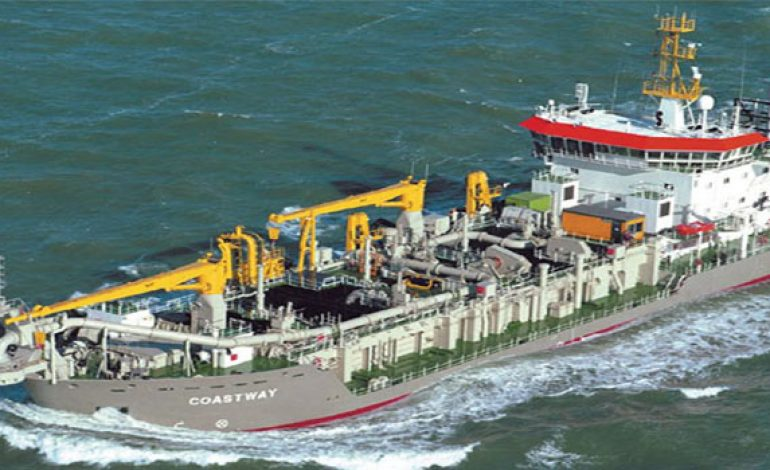 Boskalis wins $78m land reclamation project in Bahrain