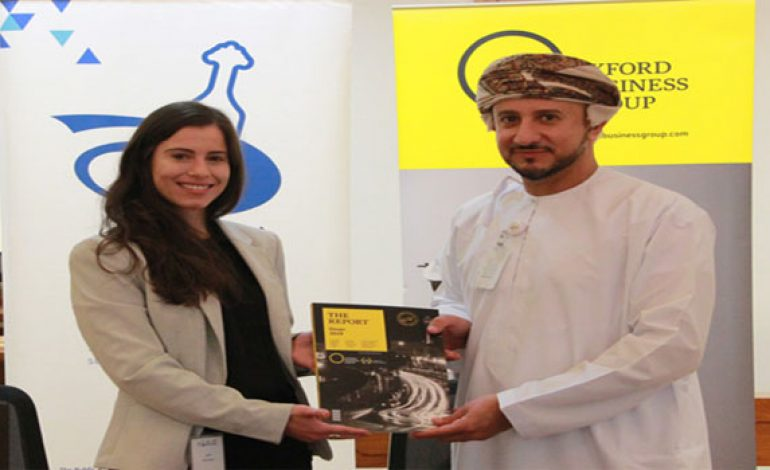 Ithraa joins hands with OBG to launch Oman Report 2020