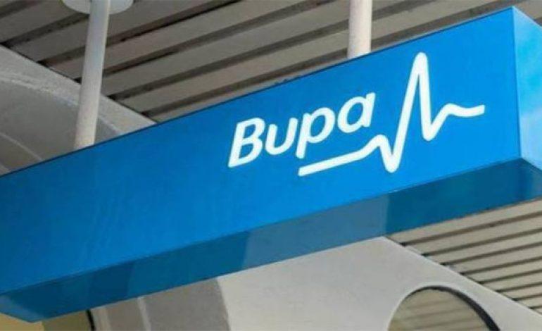 Bupa names new chairman, vice chairman