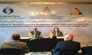 Cairo Investment uses EUR 25m loan to set up new university
